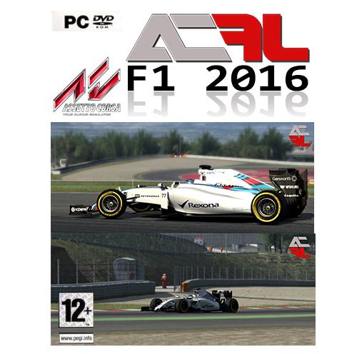 ACFL F1 2016 FULL MOD V4.0