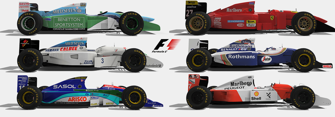 ACFL MODS FOR ASSETTO CORSA Header
